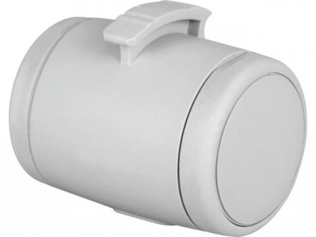 Trixie Multibox pentru Flexi, ø 5 × 7 cm, S/M/L 20 pungi, gri deschis 12114 [2]