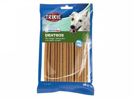 Trixie Batoane Esquisita Dentastix Light 7 buc/180 g 3173 [0]