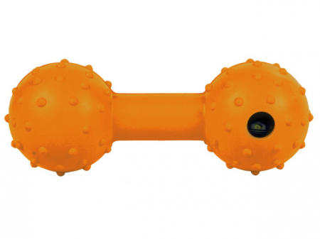 Trixie Jucarie Os cu Clopotel Cauciuc Natural 12.5 cm 3335 [1]