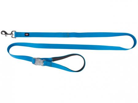 Trixie Lesa cu Usb S-L 1.20-1.80 m/25 mm Albastru 13311 (R) [0]