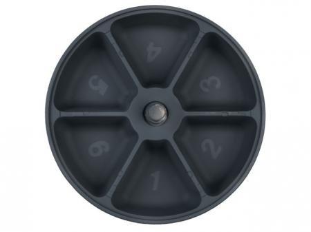 Trixie Hranitor Automat TX6 6x240 ml 10 cm Granit/Alb 24383 [3]