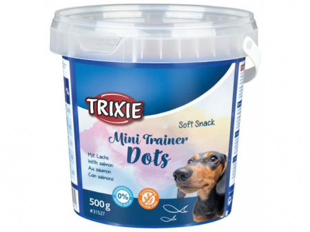 Trixie Recompensa Caini Soft Snack Mini Trainer Dots 500 g 31527 [0]