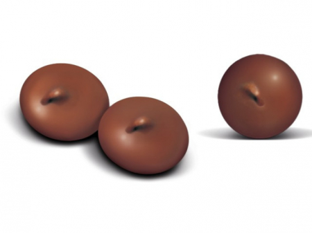 Trixie Drops Caini Ciocolata 350 g 31614 [1]