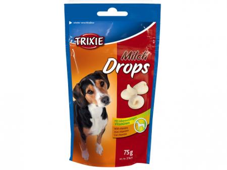 Trixie Drops Caini Lapte 75 g 31621 [0]