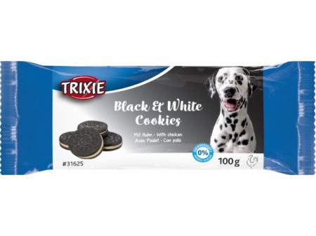 Trixie Biscuiti Black And White 4 Cm 31625 [0]