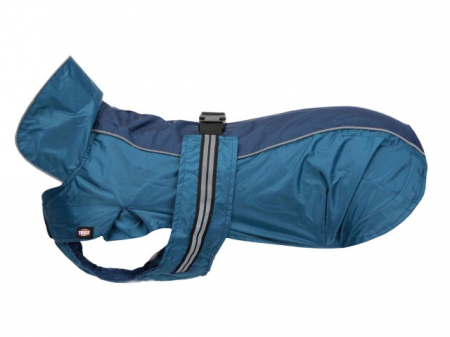 Trixie Pelerina de ploaie pentru caini S: 47-62 / 34 cm albastru 67933 [2]