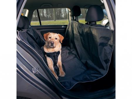Trixie Husa de Protectie Auto 1.45x1.60 m Negru 13472 [0]