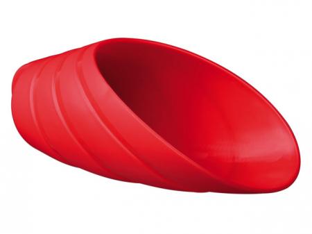 Trixie Flacon Otel Inoxidabil 750 ml cu Castron Din Plastic 24606 [3]