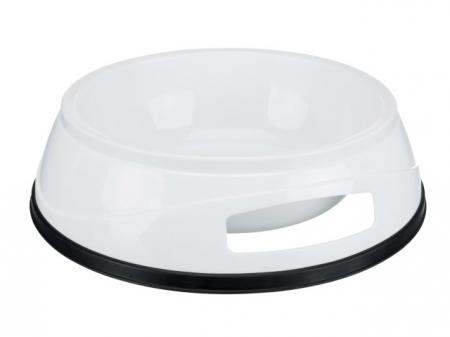 Trixie Castron Plastic cu Greutate Antiderapant 1.5 l/20 cm 24953 [0]