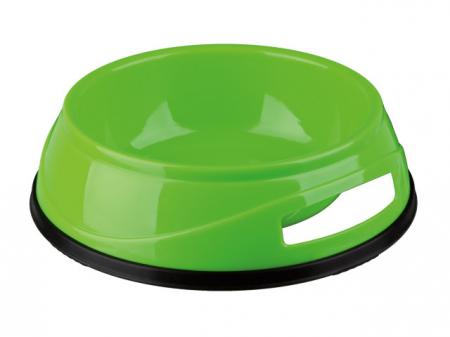 Trixie Castron Plastic cu Greutate Antiderapant 1.5 l/20 cm 24953 [3]