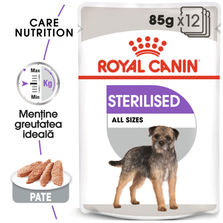 Royal Canin Sterilised 12x85g [0]