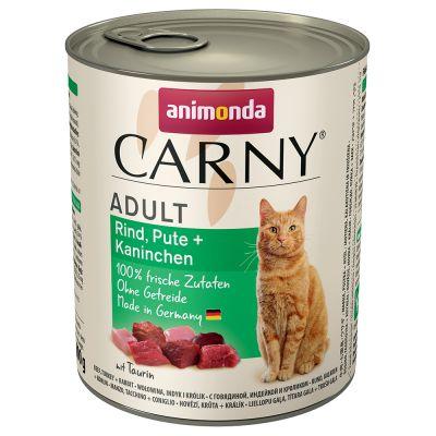 Carny Adult Vita, Curcan si Iepure [1]