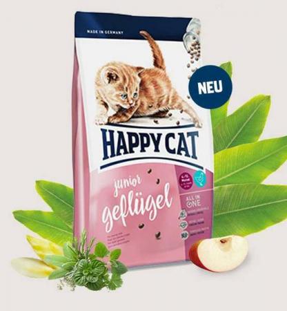 Happy Cat Supreme Junior, 10 kg [0]