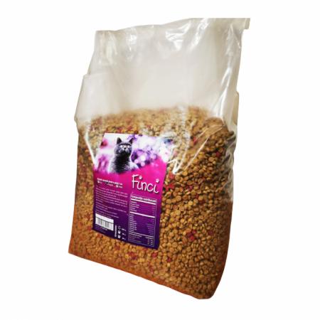 Hrana Uscata Pentru Pisica Finci Cu Aroma De Peste 10 Kg [1]