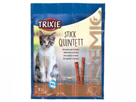 Trixie Batoane Quadro-Sticks Miel/Curcan 5x5 g [0]