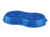 Trixie Castron Dublu Plastic Antiderap 0.2 l/11 cm [0]