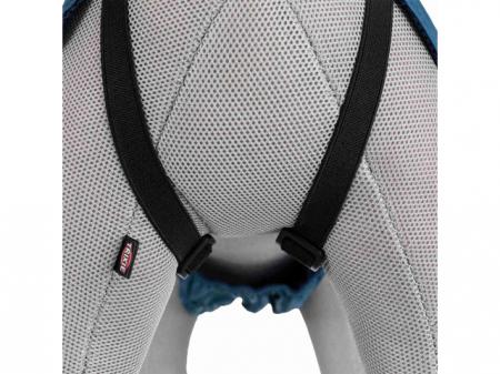 Trixie Pelerina de ploaie pentru caini XS: 45-60 / 32 cm albastru 67931 [2]