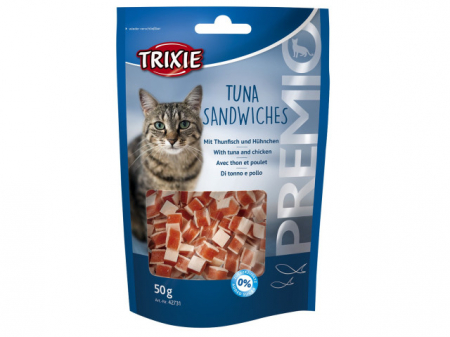 Trixie Recompense cu Ton 50 gr [0]