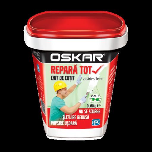 OSKAR REPARĂ TOT Chit pentru reparații zidărie și lemn [0]