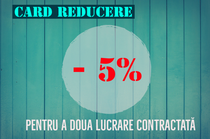 CARD REDUCERE [0]