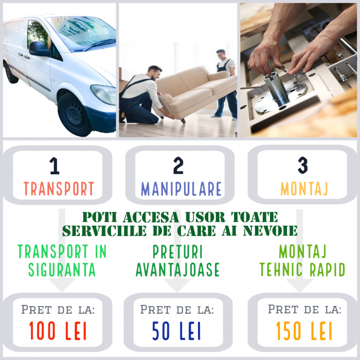 Servicii transport, manipulare si montaj mobila [0]