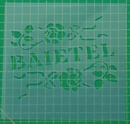 Sabloane decorative pentru pictura botez [1]