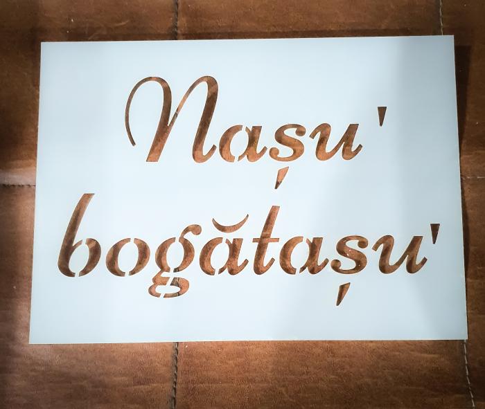 Sabloane decorative pentru pictura - Nasu' Bogatasu' [0]