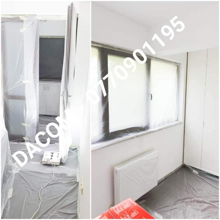 Servicii de Zugraveli Mecanizate Airless - Apartamente [2]