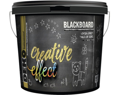 Vopsea cu efect de tabla de scris Deko Creative Effect 1,25 l [0]