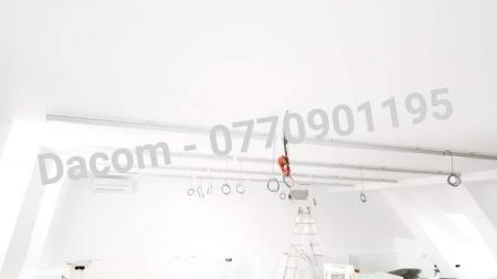 Servicii de Zugraveli Mecanizate Airless - Cladire Birouri [4]