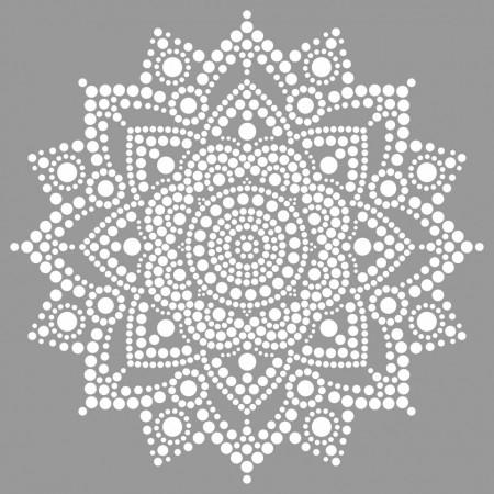 Set 5 Șabloane decorative pentru pictat pereți [2]