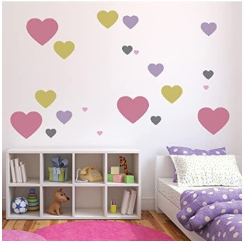 Set 5 Șabloane decorative pentru pictat pereți [0]