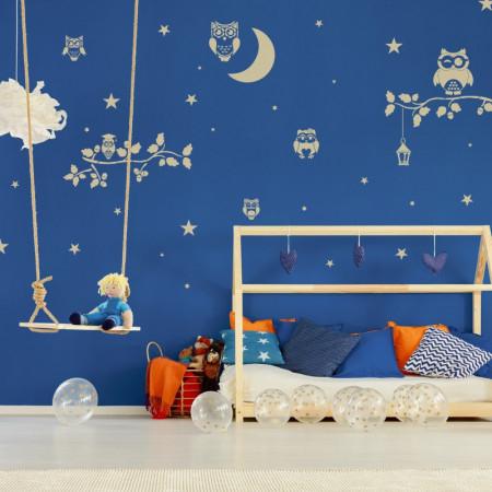 Set 14 Șabloane decorative pentru pictat pereți [0]