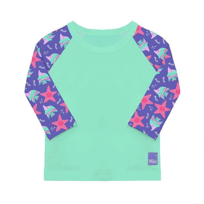 Bluza de plaja SPF 50 - 9-12 kg, marimea L [1]