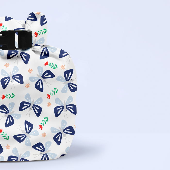 BAMBINO MIO WET BAG, BUTTERFLY 1