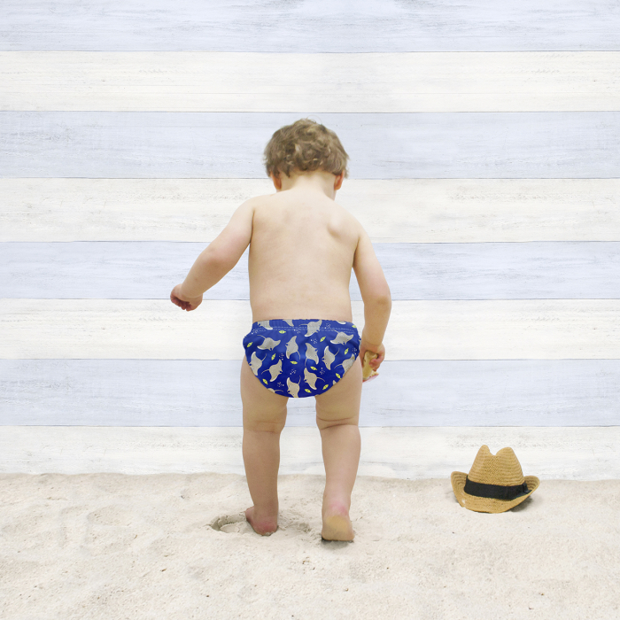 Swim Nappy Large (1-2 Yrs) Radiant Ray 2