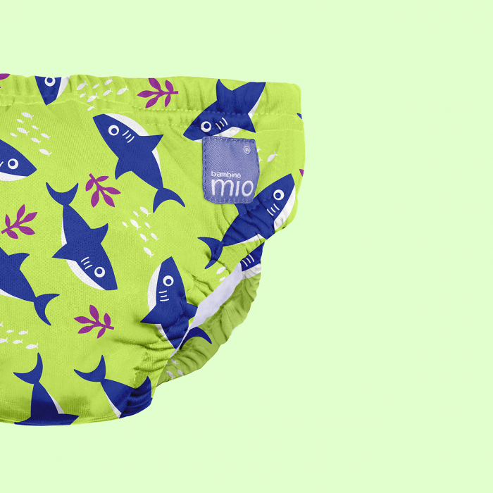 BAMBINO MIO REUSABLE SWIM NAPPY, MERMAID, EXTRA LARGE (2+ YEARS) 14