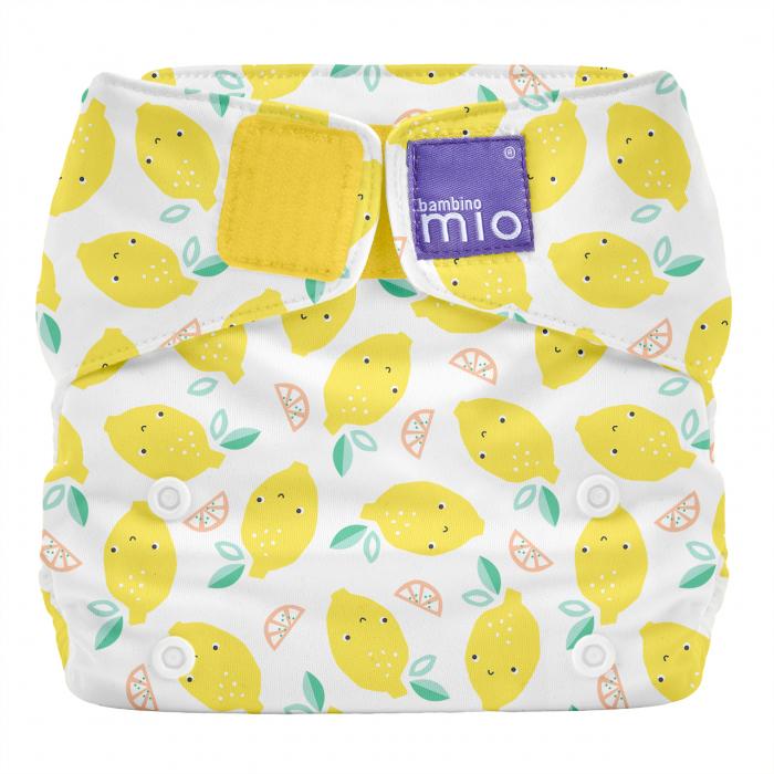 Scutec refolosibil All-In-One - Bambino Mio Lemon drop [0]