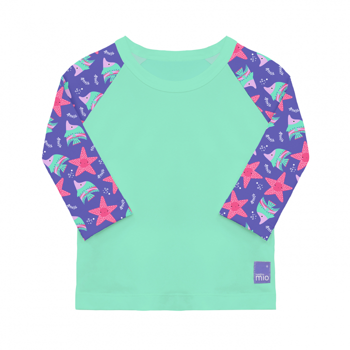 Bluza de plaja SPF 50 - 5-7 kg, marimea S [0]