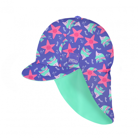 Reversible Swim Hat L-XL (12-24+ Mths)0