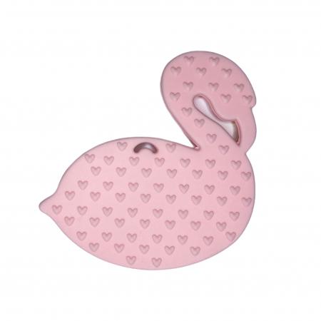 Jucărie pentru dentiție din silicon - raton maro [9]