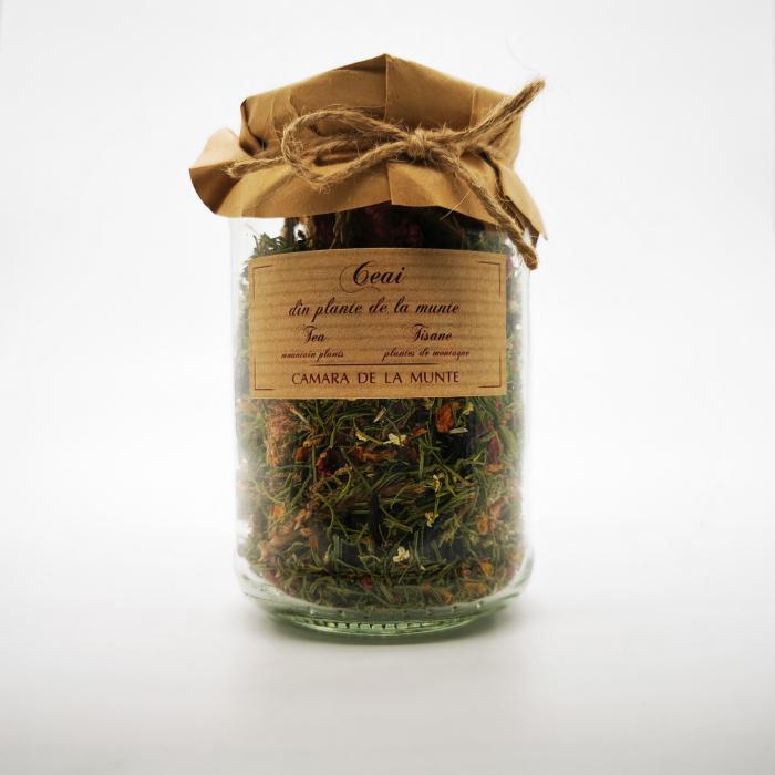 Ceai de plante de la munte Camara de la Munte 0