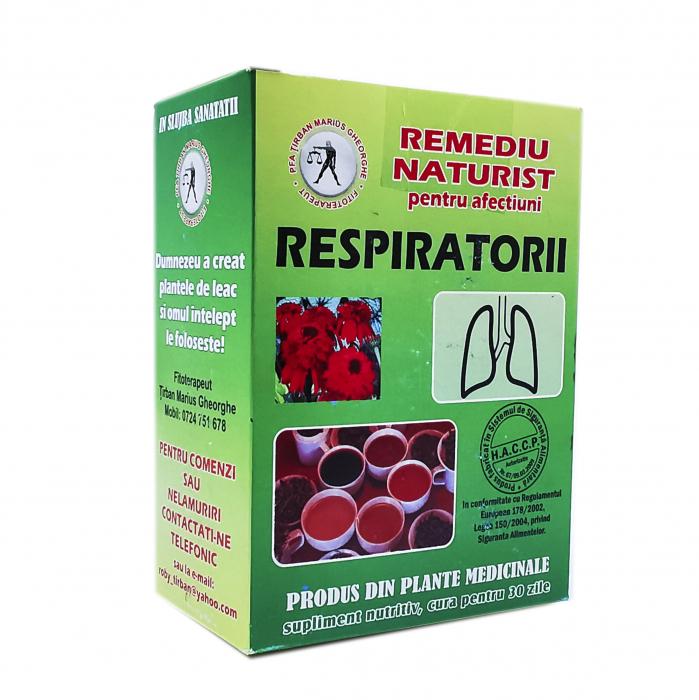 Ceai pentru afectiuni respiratorii Tirban Marius Fitoterapeut [0]