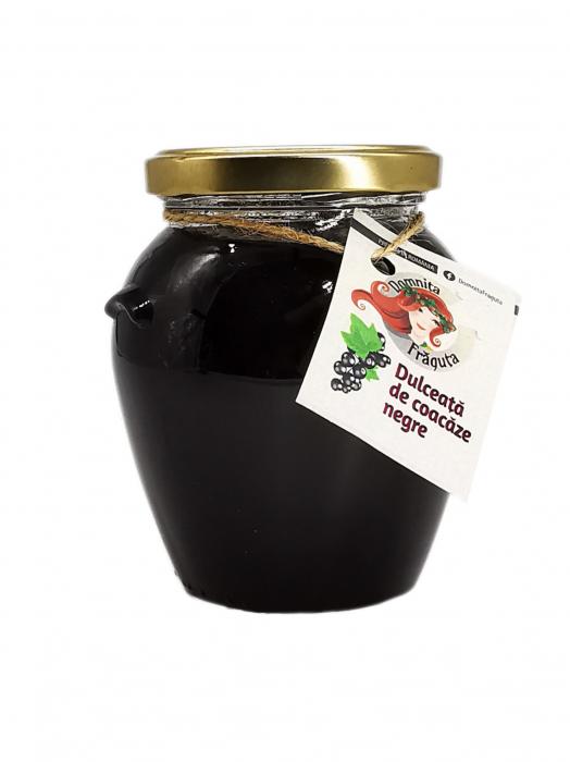 Dulceata naturala de coacaze negre Domnita Fraguta 0