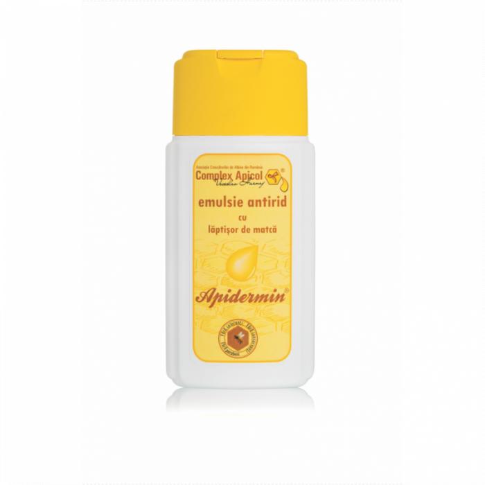 Emulsie antirid cu laptisor de matca - Apidermin 0