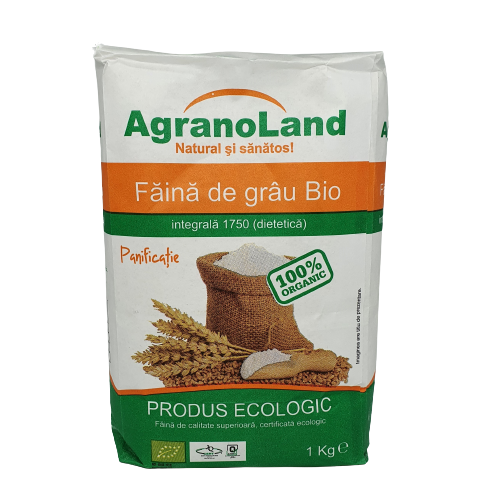 Faina Grau Eco Integrala - 1 kg [0]