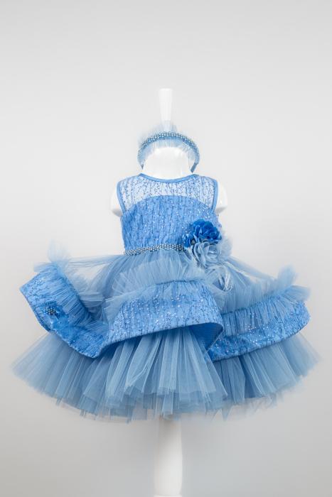 Rochie elegantă Ava pentru fete [0]