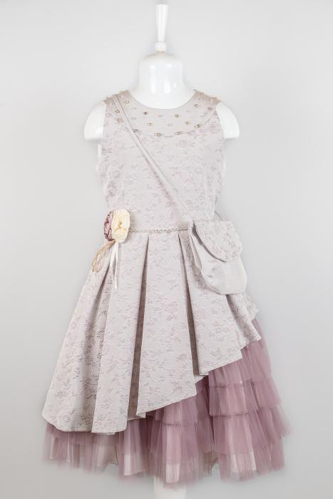Rochie elegantă Genesis pentru fete [0]