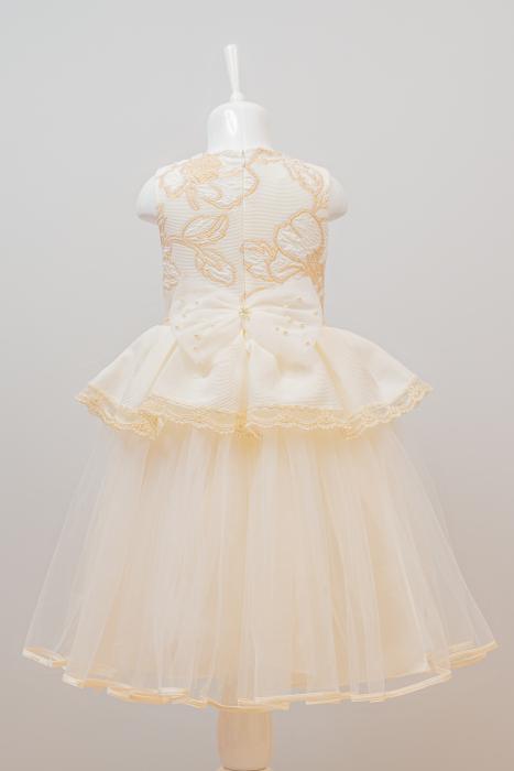 Rochie elegantă Silvana pentru fete [2]