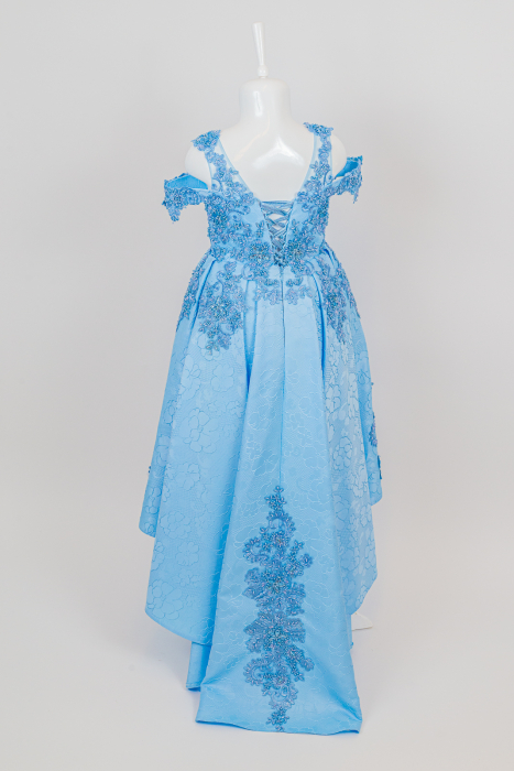 Rochie elegantă din gama lux Eda pentru fete [3]